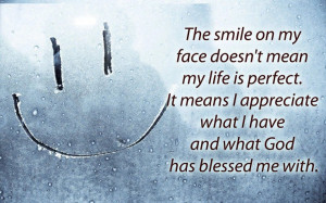 So blessed! So true!