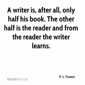 Travers Quotes
