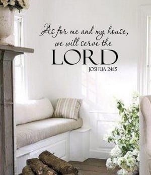 Religious Quotes   Christian Wall Decals