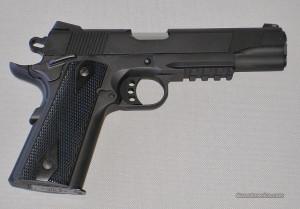 Colt 45 1911 Rail Gun