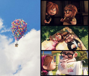Up Movie Ellie And Carl Quotes Carl and ellie in 10 minutes
