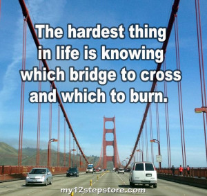 inspirational quotes about bridges quotesgram