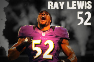 Simple Ray Lewis Wallpaper