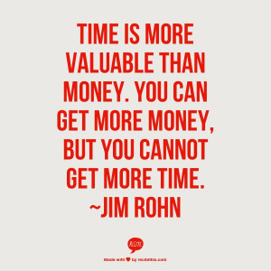 Time Is Priceless Quote