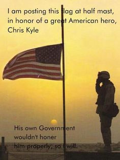 Chris Kyle, an American hero More