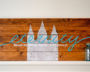 Eternal Family Quotes Lds ~ Popular items for lds art on Etsy