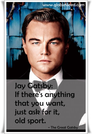 Golden 8: The Great Gatsby Quotes Plus 9 Facts