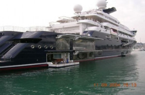 Paul Allen's Octopus, Is The Largest Privately Owned Yacht In The ...