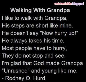 grandpa passing away quotes