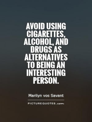 Quotes Cigarette Quotes Alcoholic Quotes Alcoholism Quotes Marilyn ...