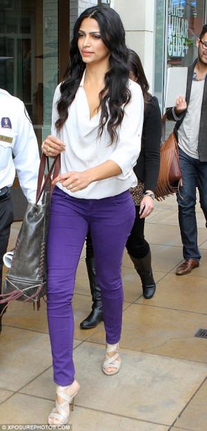 Camila Alves Continues Bask...