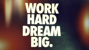 ... defines hard work as a great deal of effort or endurance long hard