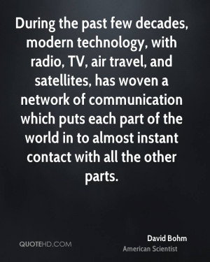 Quotes About Modern Technology