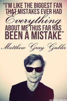 Matthew Gray Gubler More