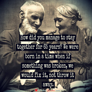 Relationship Quote, Couple, Love. How did you manage to stay together ...