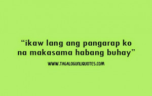 Quotes About Love Tagalog Sweet Sweet Tagalog Love Quotes Quot