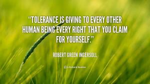 tolerance quotes tolerance quotes tolerance quotes tolerance quotes ...