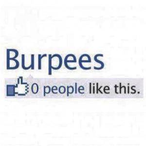 crossfit #burpee #motivation