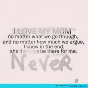 Bonds Between Mothers and Daughters