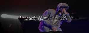 Eminem Slim Shady Mindfreakfacts Sayings Quotes Facebook Covers