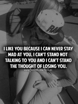 ... url http www quotes99 com i like you because i can never stay img