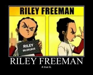 Riley Freeman Motivator by StankyxChicken