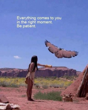 Dagens mantra » Be patient