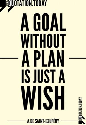 Future Plans Quotes Quotations