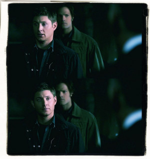 ZACHARIAH: You're the vessel. Michael's vessel.DEAN: How? Why ...