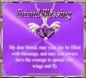 Are Blessing Quotes Quote
