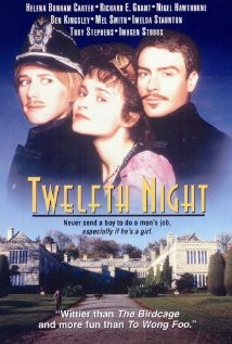 Twelfth Night or What You Will (1996) Poster
