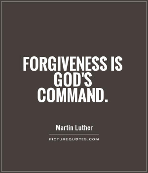 Forgiveness Quotes From the Bible