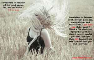 Quotes About Lies and Manipulation http://www.deesecret.com/blog ...