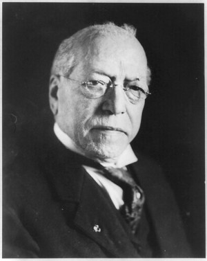 Samuel Gompers – Labor Leader and staunch Immigration Restrictionist