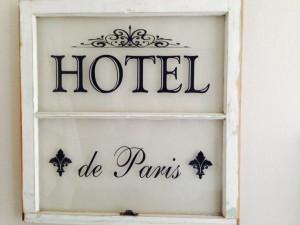 DIY window pane and vinyl lettering: Window Panes, Diy Window