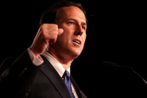Rick Santorum (Creative Commons)