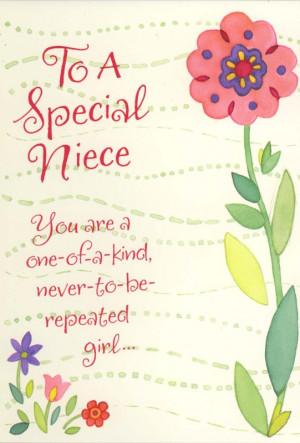 Special Niece