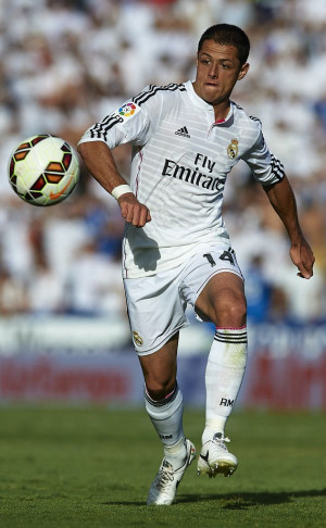 'Chicharito' Hernandez: 2015 Real, Hernandez Photos, Real Madrid ...