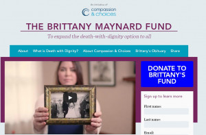 the brittany maynard fund for death with dignity acts brittany maynard ...
