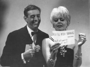 30 novembre 1962: Franca Rame e Dario Fo lasciano «Canzonissima» per ...