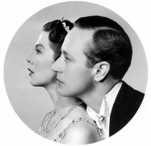 Wendy Hiller and Leslie Howard in Anthony Asquith's 1938 film version ...
