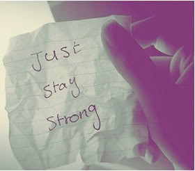 Staying Strong Quotes & Sayings