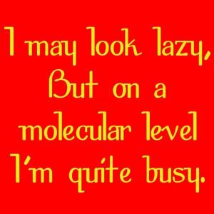 Lazy Sayings