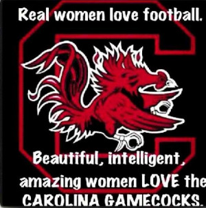 south carolina gamecocks!