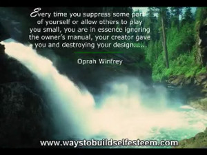 Inspirational Quotes To Build Self Esteem | PopScreen