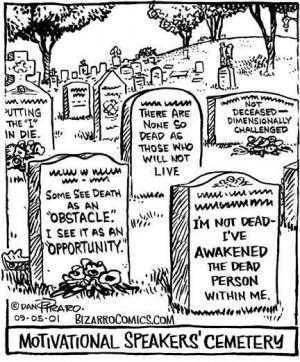 Motivational Speaker Graves