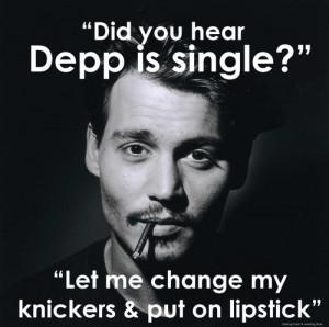 Funny Johnny Depp Fever