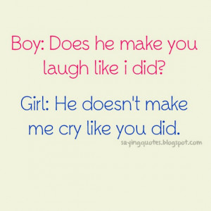 Boy does he make you laugh like i did?