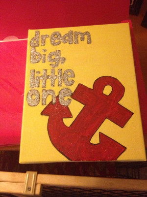 Sorority Canvas Great Big Little Gift by SweetOnGreek on Etsy, $17.50