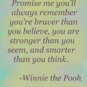 Love Winnie the Pooh